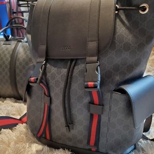 Gucci backpack & Duffle